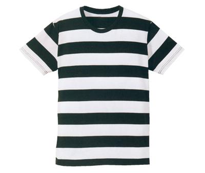 ABT-C55 半袖ボーダーTシャツの画像