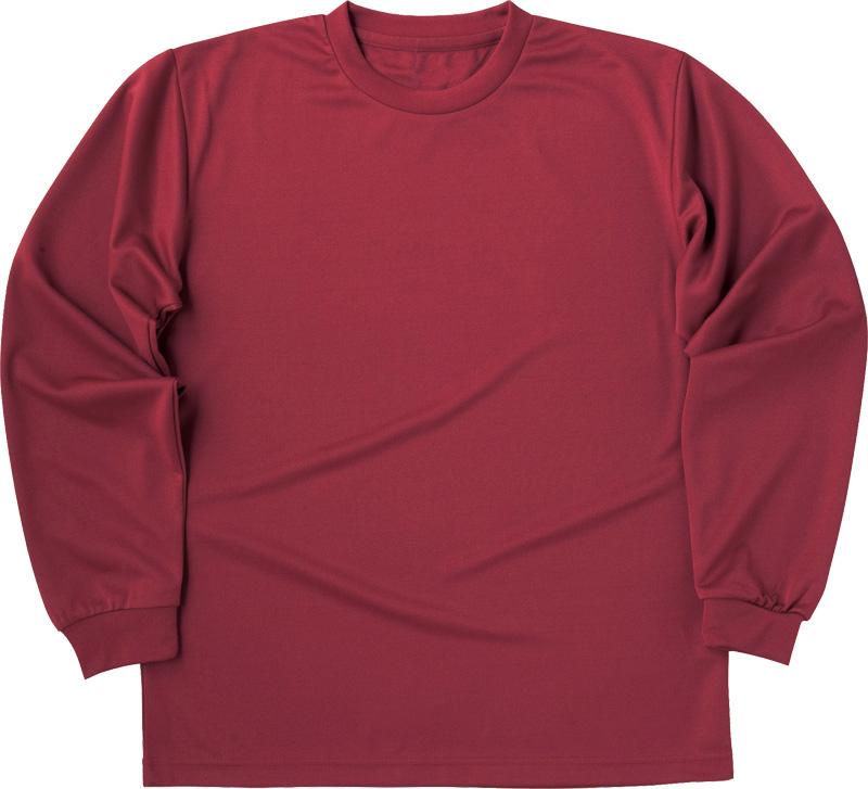 APT-G30LS ドライロングスリーブTシャツの画像